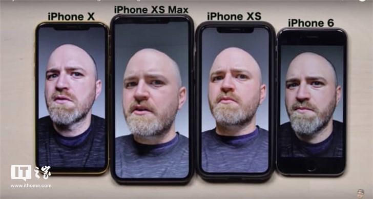 """iPhone XS遭遇""""美颜门"""" 苹果:正在调查情况"""