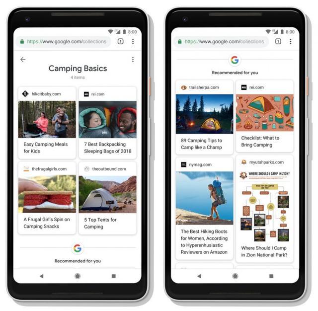 """谷歌搜索迈入新篇章 更懂你的""""Activity Cards""""上线"""