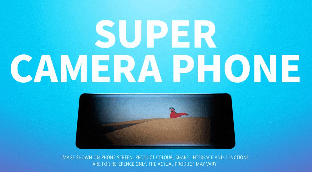 华为自曝P30系列官方照:号称超级拍照手机