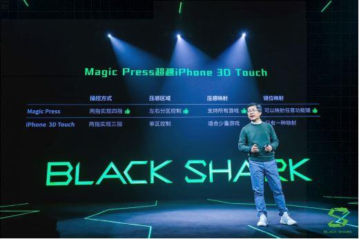 """黑鲨新品操控体验迎来重大革新 """"操控之王""""实至名归"""