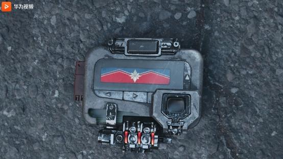 华为视频带你围观,漫威BUG级英雄惊奇队长