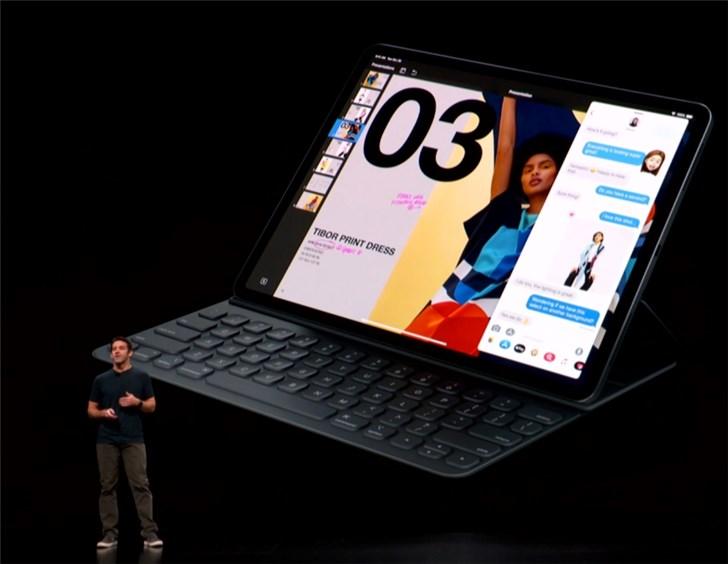 外媒编辑:苹果iOS 13或让iPad Pro支持USB鼠标