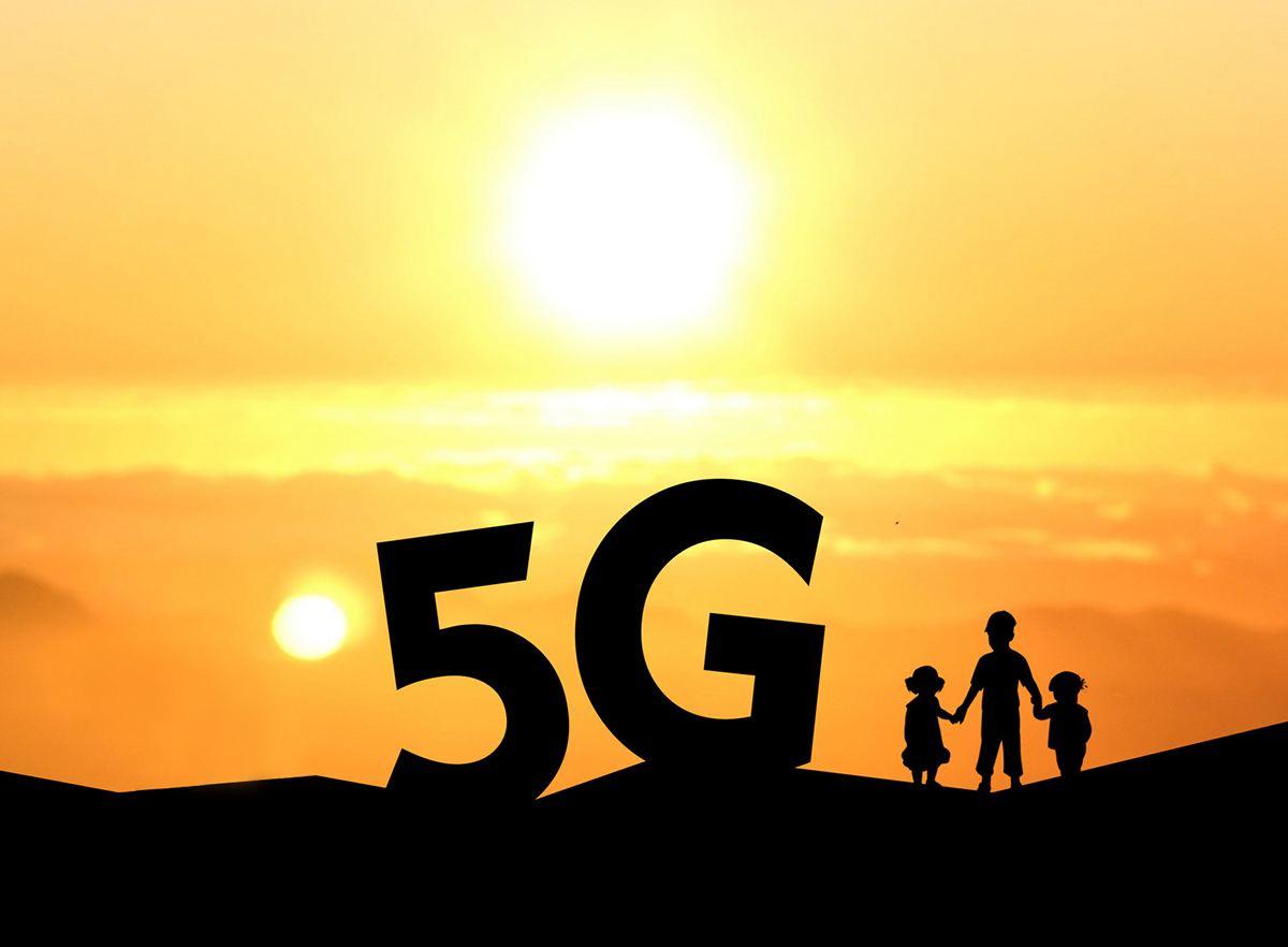 开通不到2个月,韩国5G网络数据使用量激增