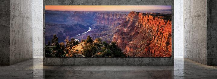 8K 电视已经不新鲜,但三星做了款 292 英寸的版本