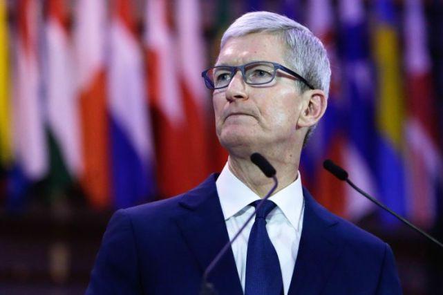 苹果CEO库克:科技公司应为自己制造的混乱负责