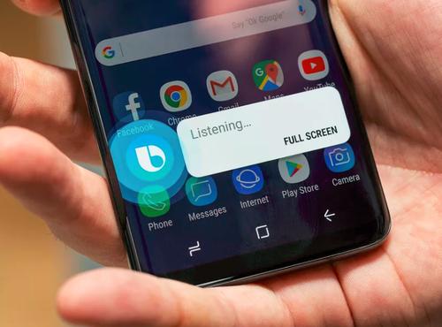 誓与苹果竞争?三星推出自家Bixby语音助手应用商店