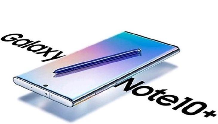 这外观太能打了!三星Galaxy Note 10+渲染图曝光