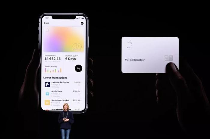 苹果信用卡8月推出助你剁手,不过中国用户还要往后稍稍