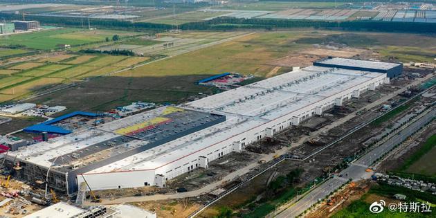 特斯拉:上海超级工厂建设顺利,2019年年底正式投产