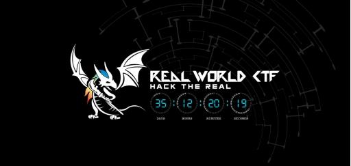 长亭科技2019 Real World CTF鏖战将启
