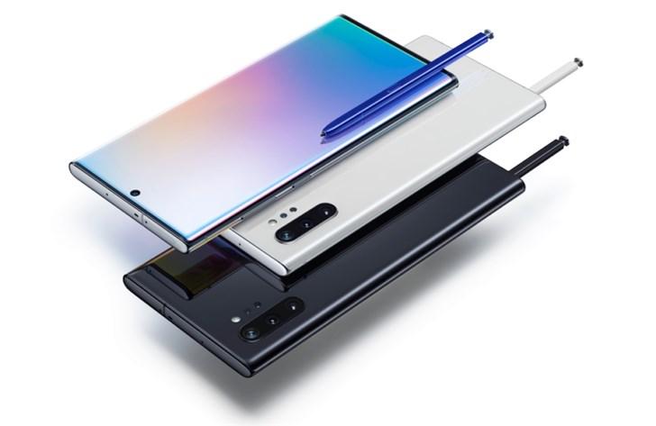 三星Galaxy Note10系列已在70多个国家/地区正式推出