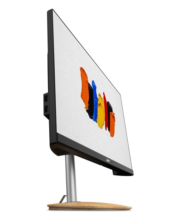 宏碁推出22英寸专业显示器:99% Adobe RGB,75Hz刷新率