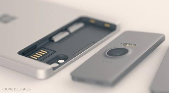 微软可折叠设备分体式相机系统公示:避免相机凸起