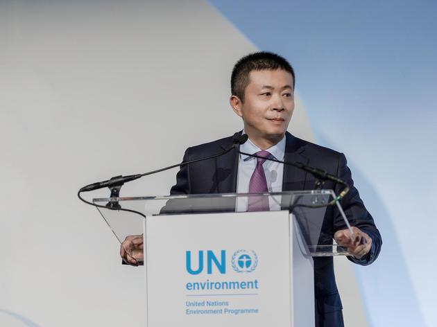 曹国伟:保护环境需要每个人的关注和行动