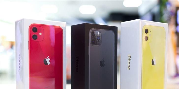 三大市场情报公司:苹果iPhone销量将很快止跌