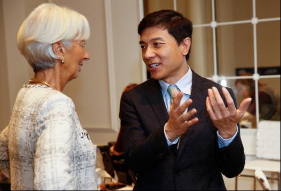 为什么欧洲央行首位女行长和总统大佬都点赞李彦宏