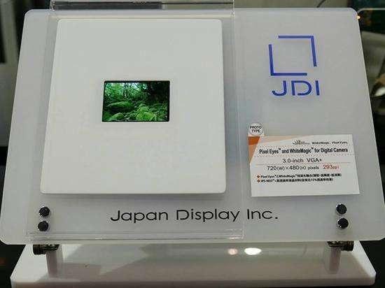 惨:苹果供应商日本显示器公司连续第11个季度亏损