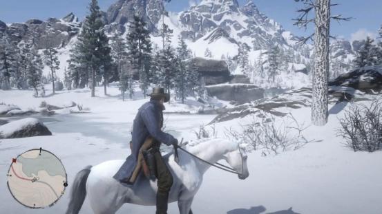 北通宙斯游戏手柄 最强手柄配最强白马荒野大镖客2白马攻略