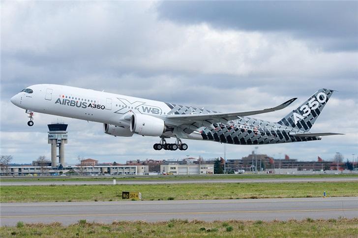 新能源上天了:空客考虑到2035年生产混合动力飞机