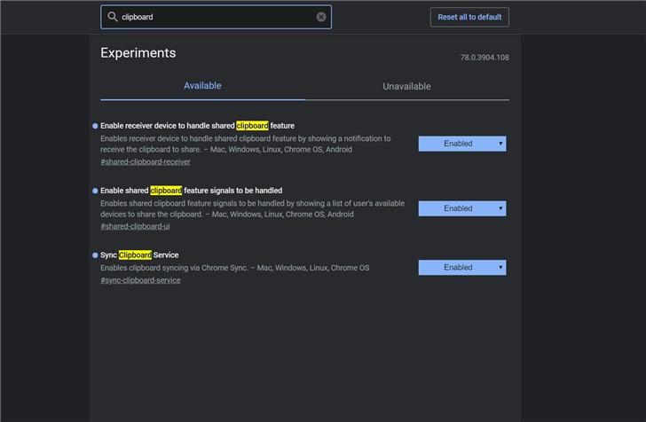 谷歌Chrome浏览器获新功能:电脑端复制,手机端粘贴