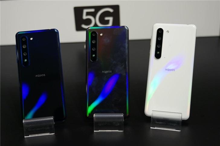 夏普发布5G手机Aquos R5G:骁龙865+12GB LPDDR5内存