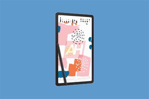 """三星Galaxy Tab S6 Lite平板曝光:廉价版""""iPad Pro"""""""