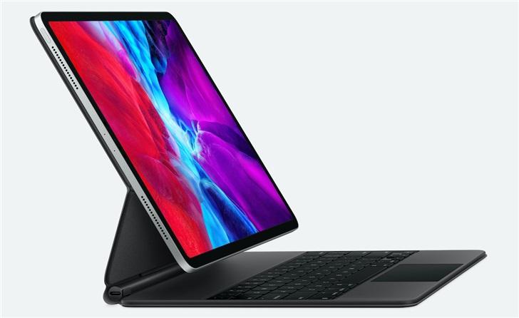 2020款苹果iPad Pro被证实未配置U1超宽带芯片