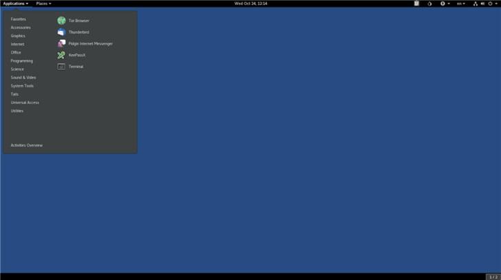 "Tails 4.5 发布:可让你""隐身""的 Linux 发行版"