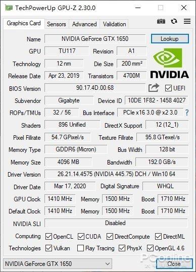 GDDR6能比GDDR5强多少?来看对比测试