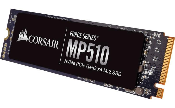 海盗船发布 4TB 高容量 SSD,读取速度可达 3.5GB/s