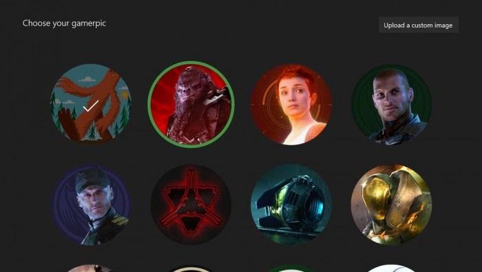 Xbox Live 恢复自定义头像和公仔形象功能
