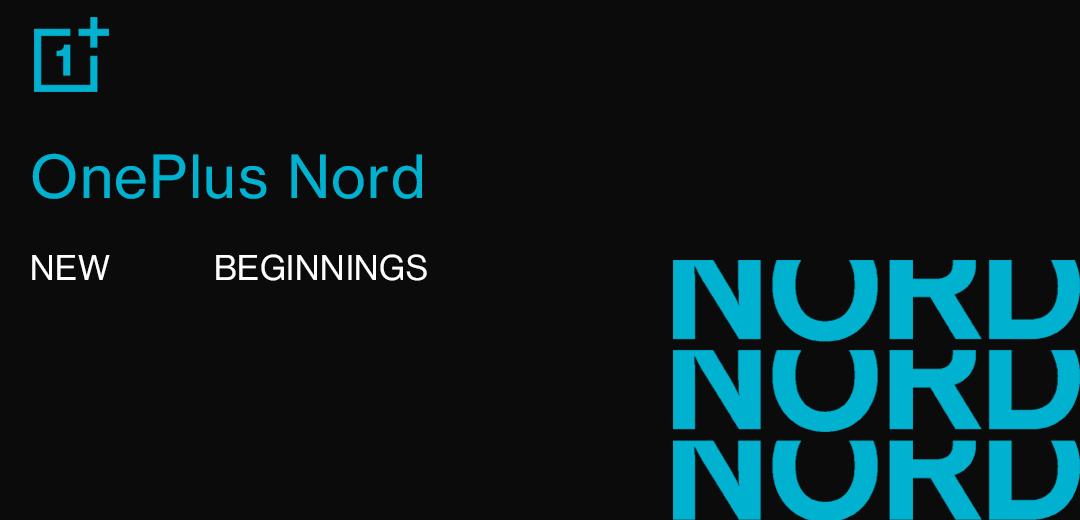 一加新产品线确认命名为 OnePlus Nord
