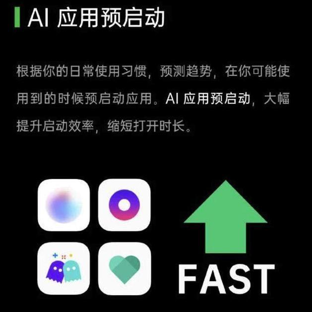 ColorOS AI 应用预启动带来应用秒开体验