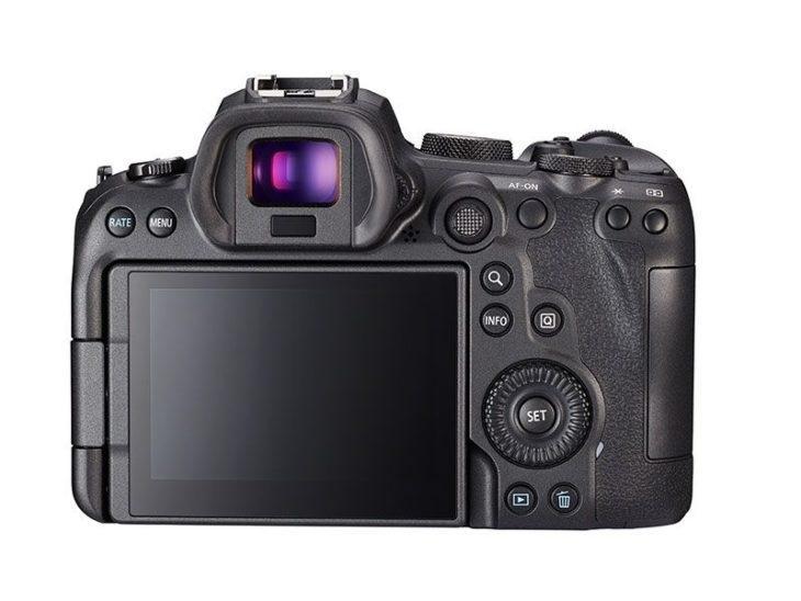 佳能 EOS R6 无反真机图曝光:支持机身防抖,2000 万像素