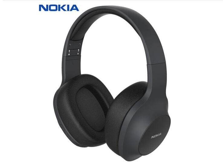 诺基亚 E1200 头戴式无线耳机上架:40 小时续航,229 元