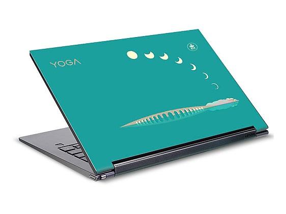 联想推出 YOGA C940 颐和园定制版:十代酷睿 + 4K 屏