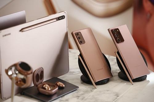 三星Galaxy Note20系列打卡沪上 感受前沿科技新腔调