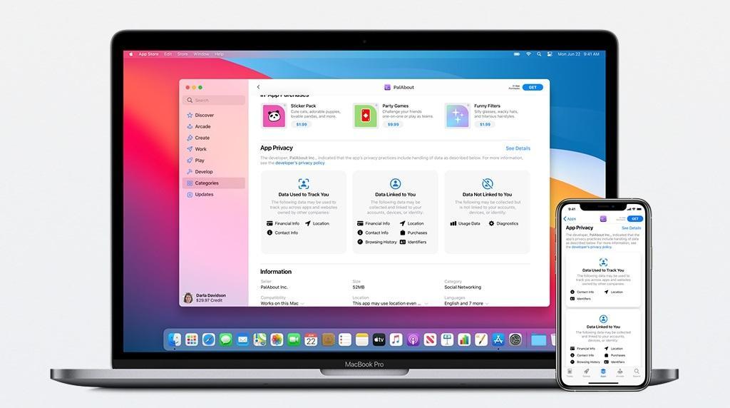迎接 iOS 14!苹果:开发者需征得用户许可,才能在其它 App 和网站上跟踪用户