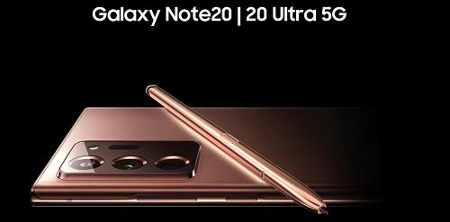 颜值爆表的三星Galaxy Note20系列,也是个火力全开真旗舰