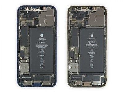 苹果 iPhone 12/Pro 拆解曝光关键零部件供应商