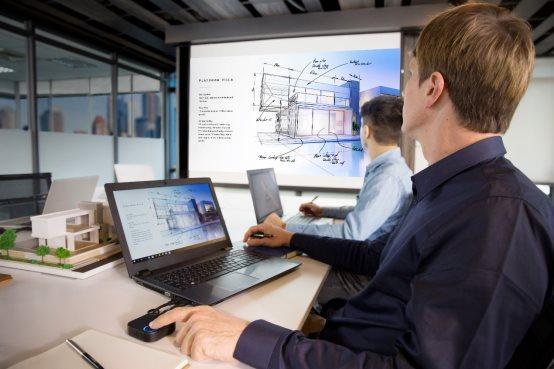 真免驱安装,企业会议开启无线安全模式