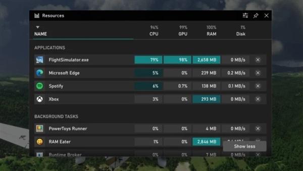 为 PC 游戏优化:Win10 上线新版 Game Bar,与任务管理器相独立