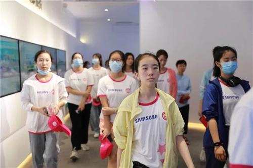 中国三星:一个国家最好看的风景,就是这个国家的年轻人!
