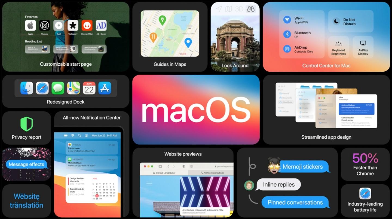 苹果 macOS Big Sur 11.2 RC 2 发布:改进 M1 Mac 、蓝牙修复