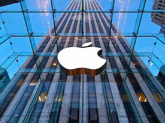 苹果市值 2021 年首次跌破 2 万亿美元