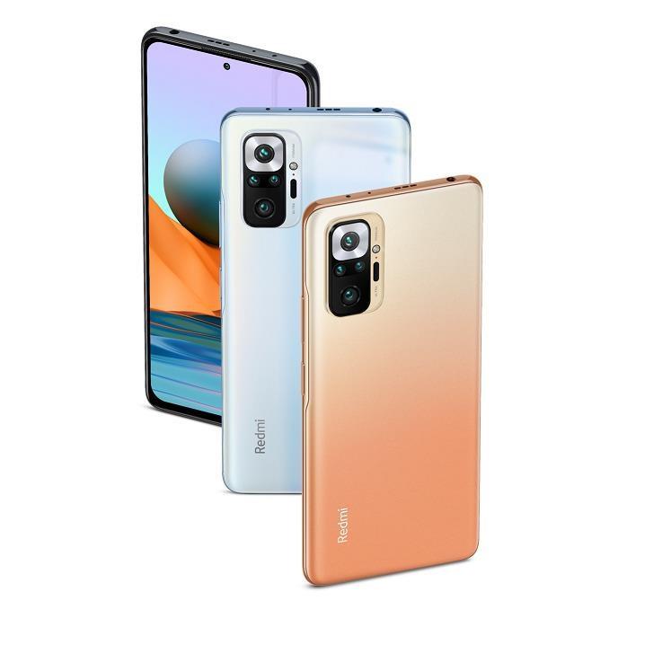 小米将在韩国推出中端智能手机 Redmi Note 10/Pro,扩大市场份额