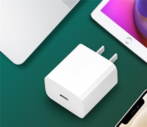 3倍提速 aigo苹果iPhone 1220WPD快充套装PD20W充电快人一步