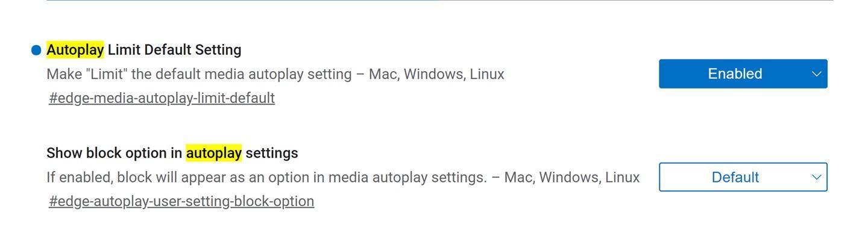 微软出手:Edge 浏览器或将很快默认阻止网站自动播放视频