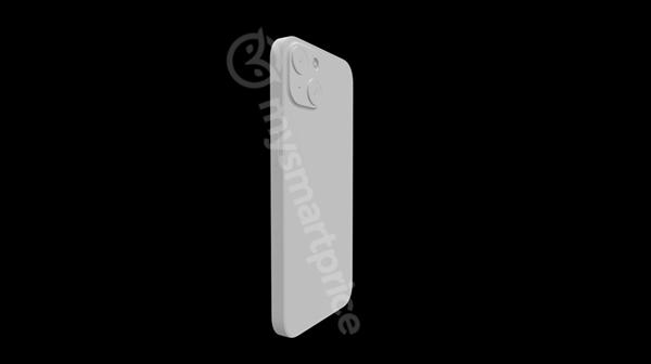 iPhone 13 Pro外形模型图曝光:刘海缩小后能接受吗?