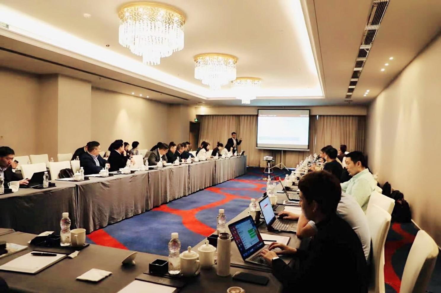 """""""中国审计第一人""""李若山在华云数据解读新证券法时代的资本市场环境与公司治理"""